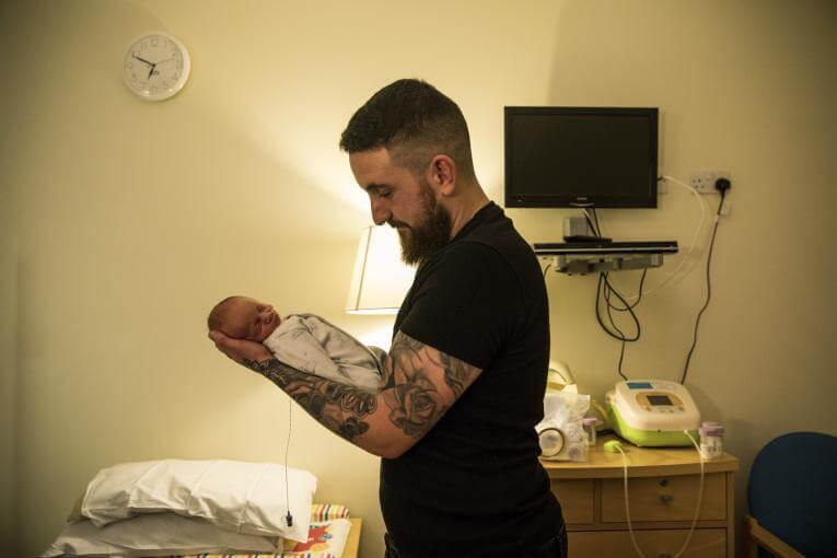 Ko postanete očka, bo to ena izmed najlepših izkušenj v vašem življenju.