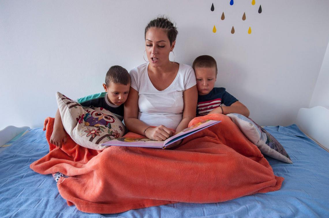 Ljubezen do branja odpira vrata dogodivščinam, učenju novih stvari in celemu kupu ključnih jezikovnih spretnosti.
